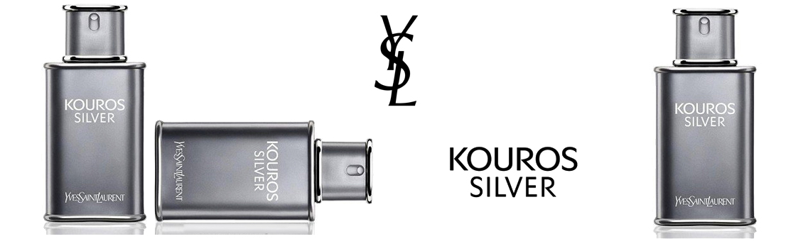 Yves Saint Laurent Kouros Silver edt m