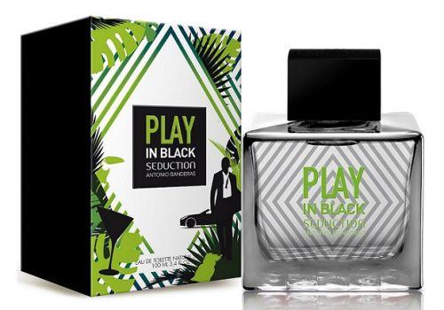 Antonio Banderas Play In Black Seduction edt m