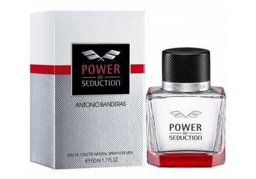 Antonio Banderas Power of Seduction edt m