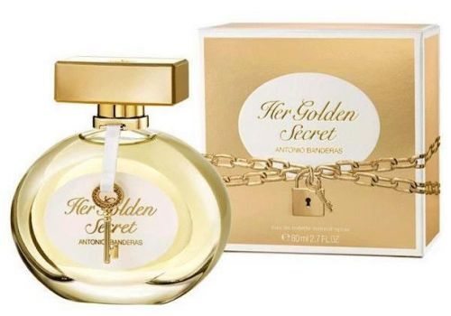 Antonio Banderas Her Golden Secret edt w