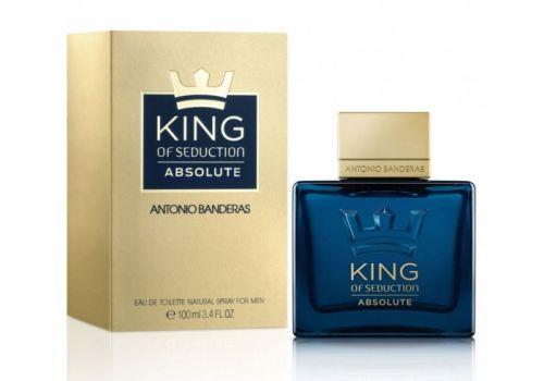 Antonio Banderas King of Seduction Absolute edt m