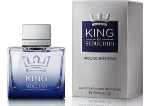 Antonio Banderas King of Seduction edt m