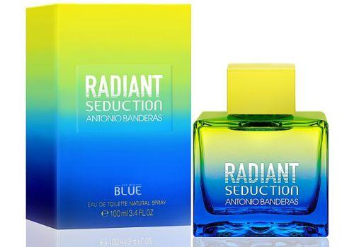 Antonio Banderas Radiant Seduction Blue edt m