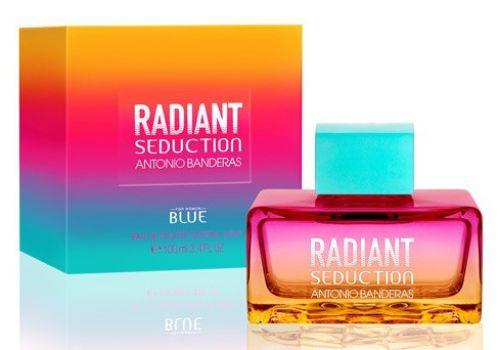 Antonio Banderas Radiant Seduction Blue edt w