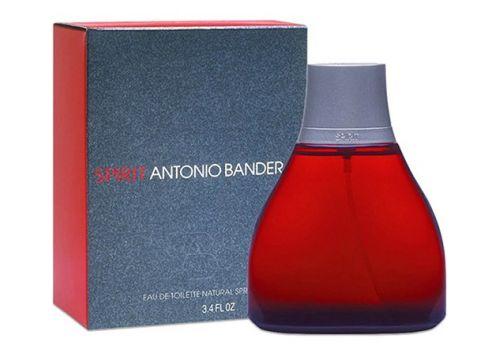 Antonio Banderas Spirit for Men edt m