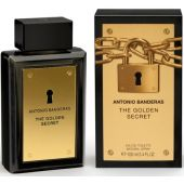 Antonio Banderas the Golden Secret edt m