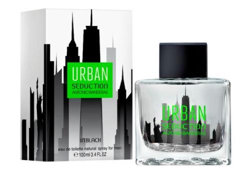 Antonio Banderas Urban Seduction In Black edt m