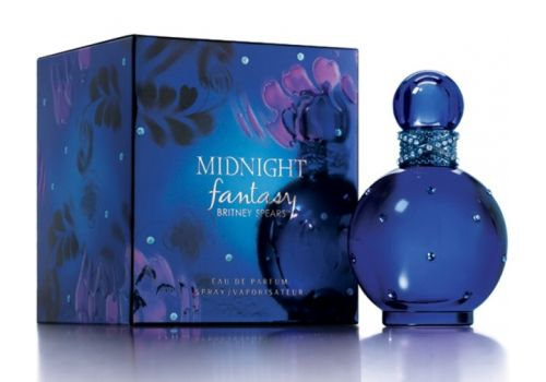 Britney Spears Midnight Fantasy edp w