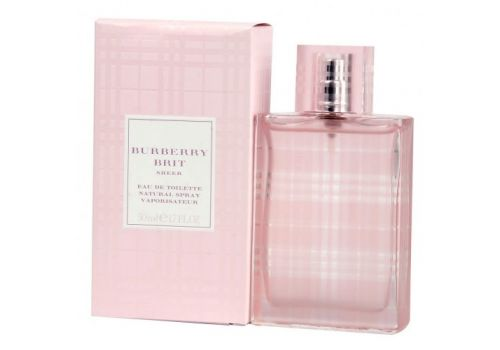 Burberry Brit Sheer edt w