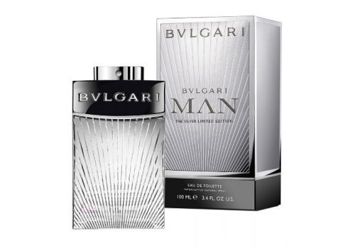 Bvlgari Man the Silver Limited Edition edt m