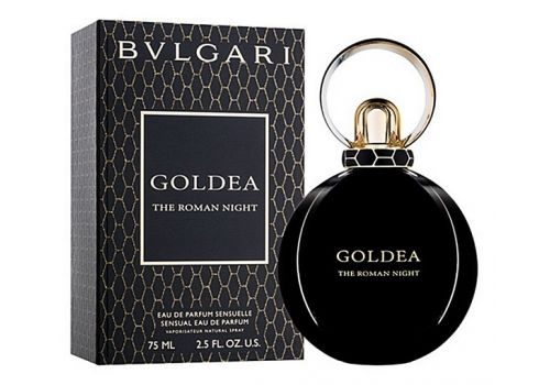 Bvlgari Goldea the Roman Night edp w