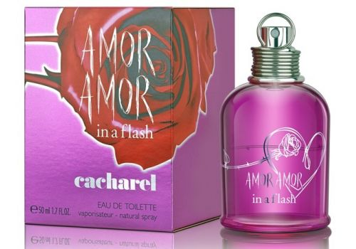 Cacharel Amor Amor In a Flash edt w