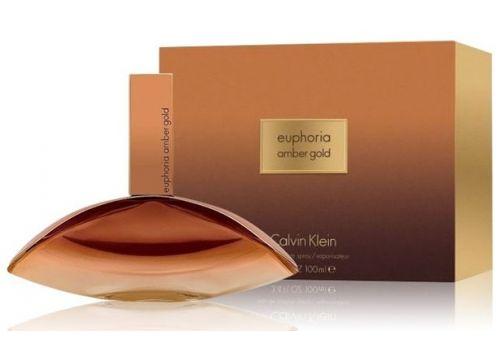 Calvin Klein Euphoria Amber Gold edp w
