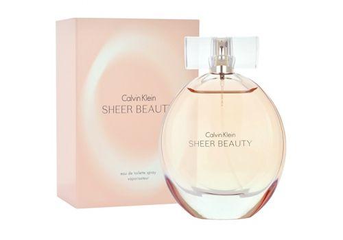 Calvin Klein Sheer Beauty edt w