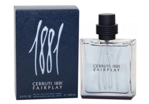 Nino Cerruti 1881 Fairplay edt m