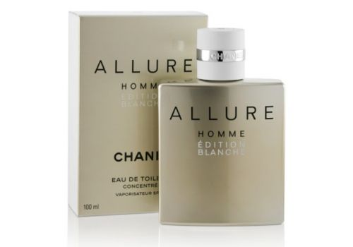 Chanel Allure Homme Edition Blanche Concentree edt m