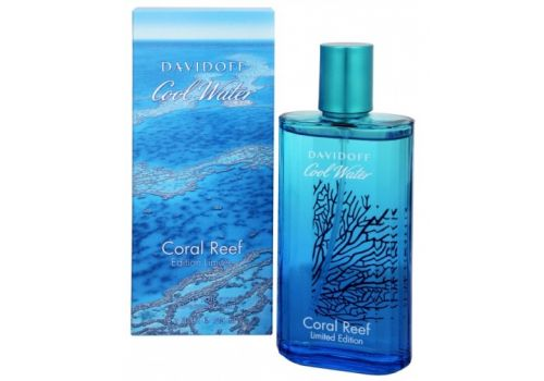 Davidoff Cool Water Coral Reef Limited Edition Men edt m