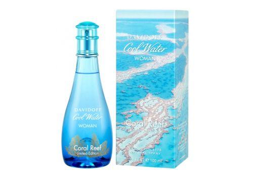 Davidoff Cool Water Coral Reef Limited Edition edt w