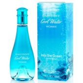 Davidoff Cool Water Into the Ocean Wpman edt w
