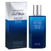 Davidoff Cool Water Night Dive Men edt m