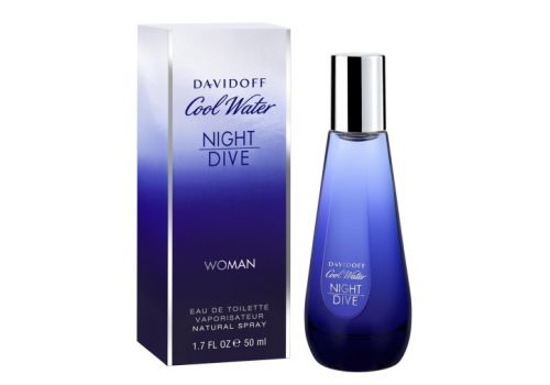 Davidoff Cool Water Night Dive edt w