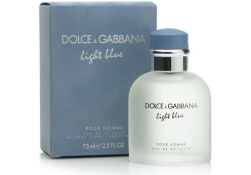 Dolce & Gabbana Light Blue edt m