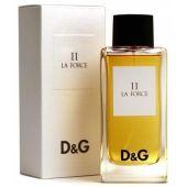 Dolce & Gabbana 11 La Force edt m