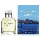 Dolce & Gabbana Light Blue Discover Vulcano edt m