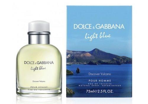 Dolce & Gabbana Light Blue Discover Vulcano edt m