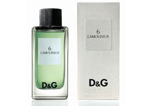 Dolce & Gabbana 6 L'amoureux edt m