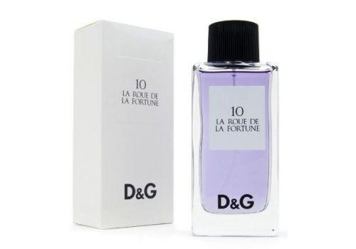 Dolce & Gabbana 10 La Roue de La Fortune edt w