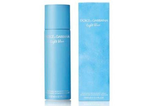 Dolce & Gabbana Light Blue deo w