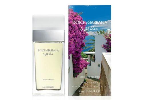 Dolce & Gabbana Light Blue Escape To Panarea edt w