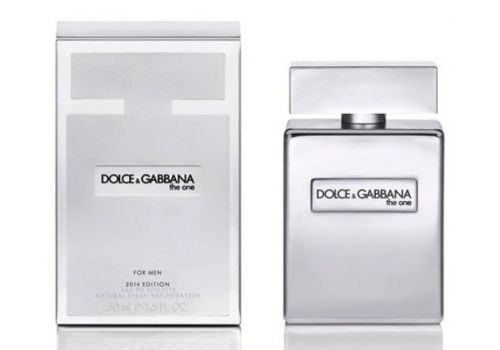 Dolce & Gabbana the One for Men Platinum edt m