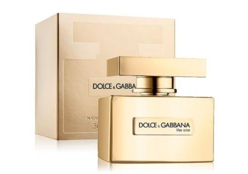Dolce & Gabbana the One Gold edp w