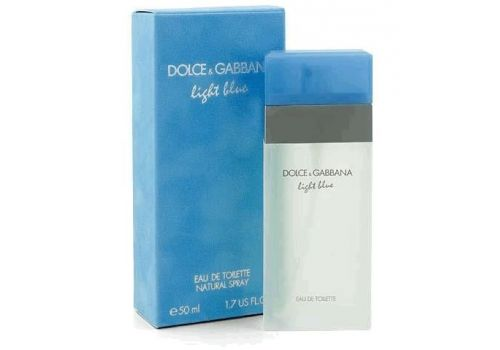 Dolce & Gabbana Light Blue edt w