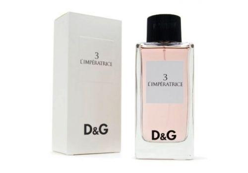 Dolce & Gabbana 3 L'Imperatrice edp w