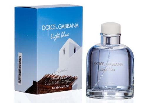 Dolce & Gabbana Light Blue Living Stromboli edt m