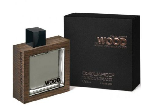 Dsquared2 Rocky Mountain Wood edt m