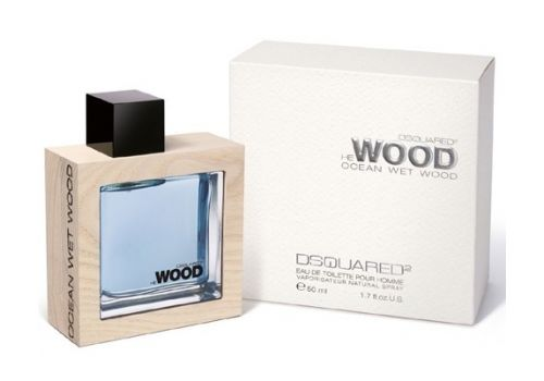 Dsquared2 He Wood Ocean Wet Wood edt m
