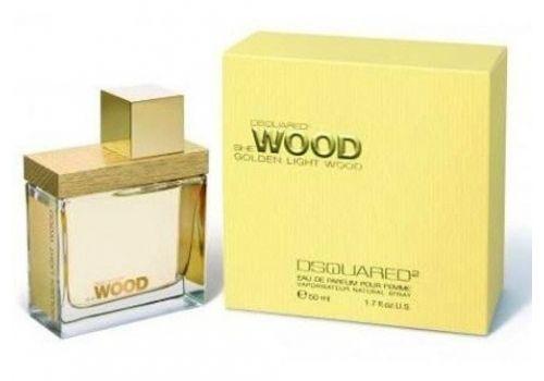 Dsquared2 She Wood Golden Light Wood edp w