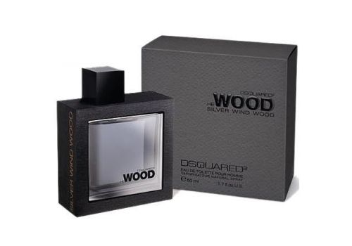 Dsquared2 He Wood Silver Wind Wood edt m