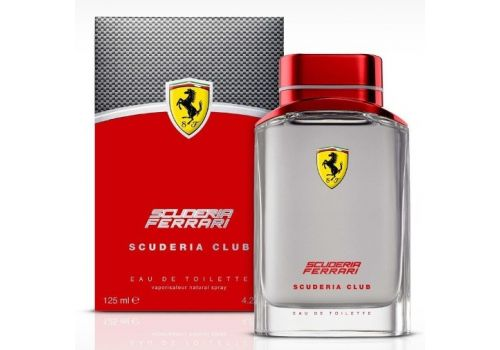 Ferrari Scuderia Club edt m