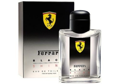 Ferrari Black Shine edt m