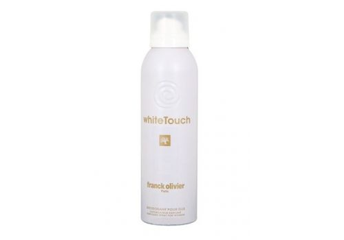 Franck Olivier White Touch deo w