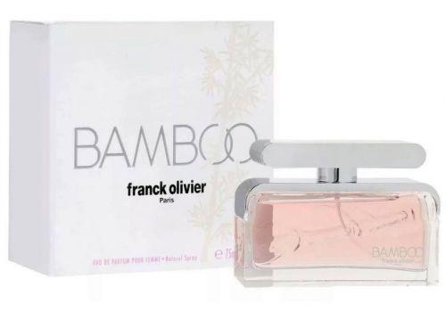 Franck Olivier Bamboo for Women edp w