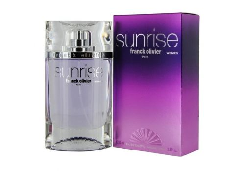 Franck Olivier Sunrise Women edt w