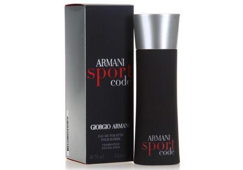 Giorgio Armani Code Sport edt m