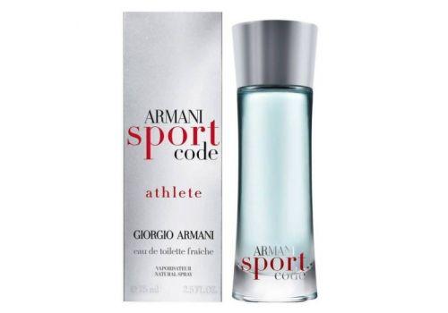 Giorgio Armani Code Sport Athlete edt m