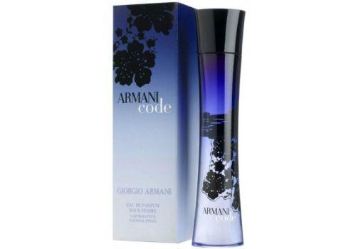 Giorgio Armani Code for Women edp w
